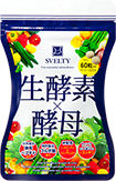 SVELTY Raw Enzyme & Yeast Premium